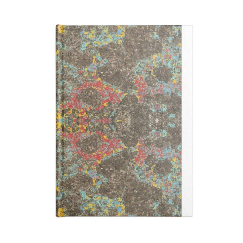 Ground Cover Accessories Notebook by Dustin Klein's Artist Shop