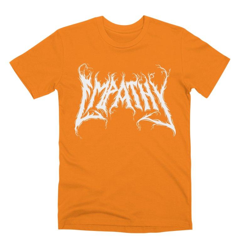 Empathy White Men's T-Shirt by Dustin Klein's Artist Shop