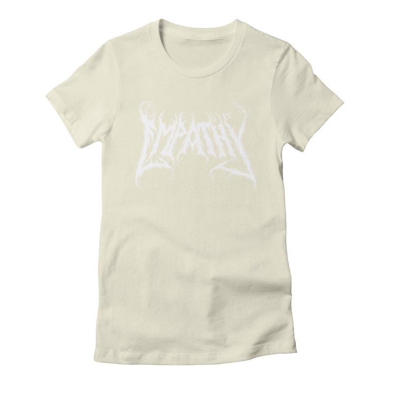 Empathy White Women's T-Shirt by Dustin Klein's Artist Shop