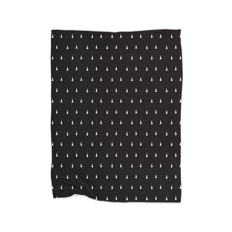Airflow Home Fleece Blanket Blanket by Dustin Klein's Artist Shop