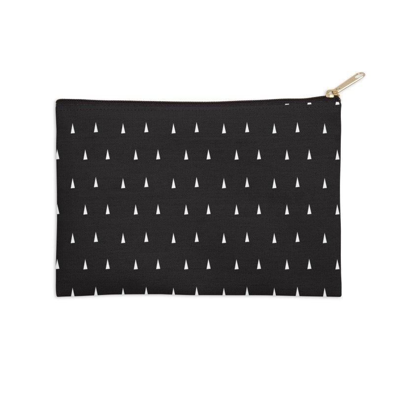 Airflow Accessories Zip Pouch by Dustin Klein's Artist Shop