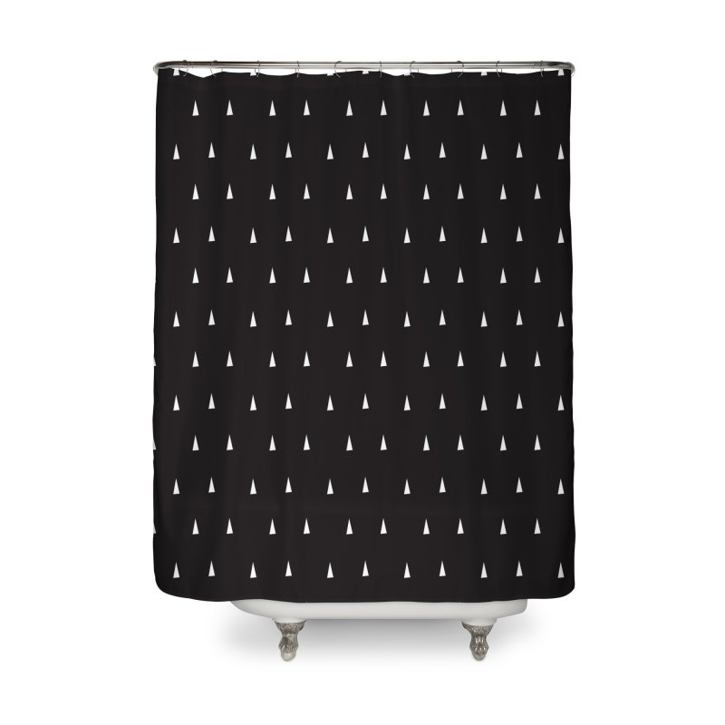 Airflow Home Shower Curtain by DustinKlein's Artist Shop
