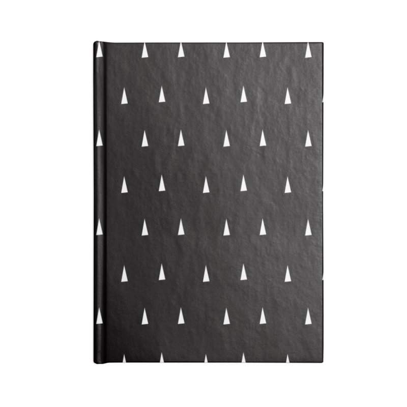 Airflow Accessories Blank Journal Notebook by Dustin Klein's Artist Shop