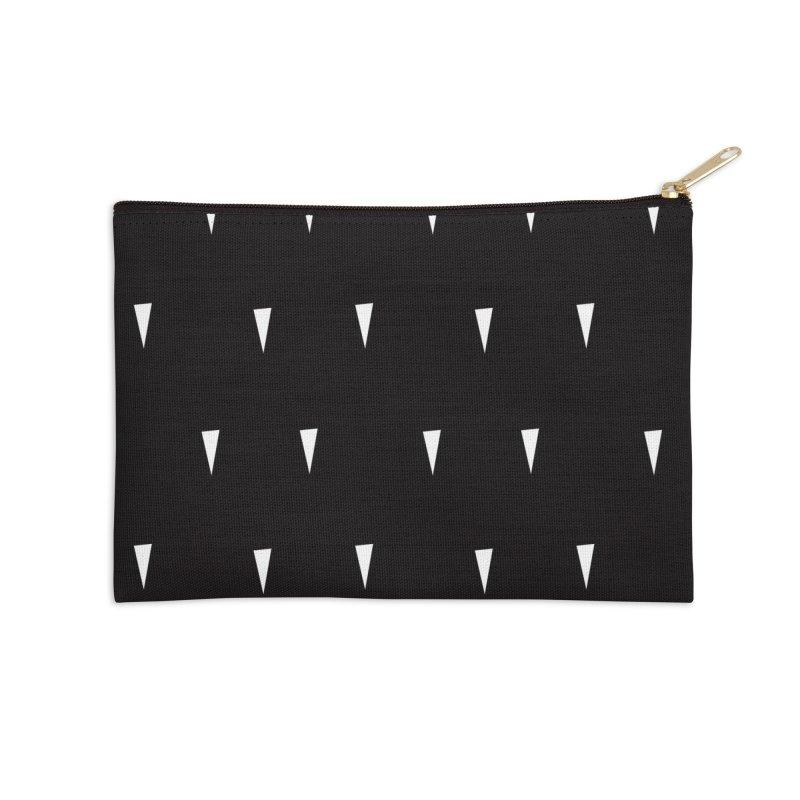 Airflow textile Accessories Zip Pouch by Dustin Klein's Artist Shop