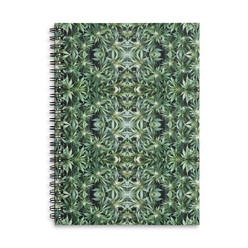 Camobis Accessories Lined Spiral Notebook by Dustin Klein's Artist Shop