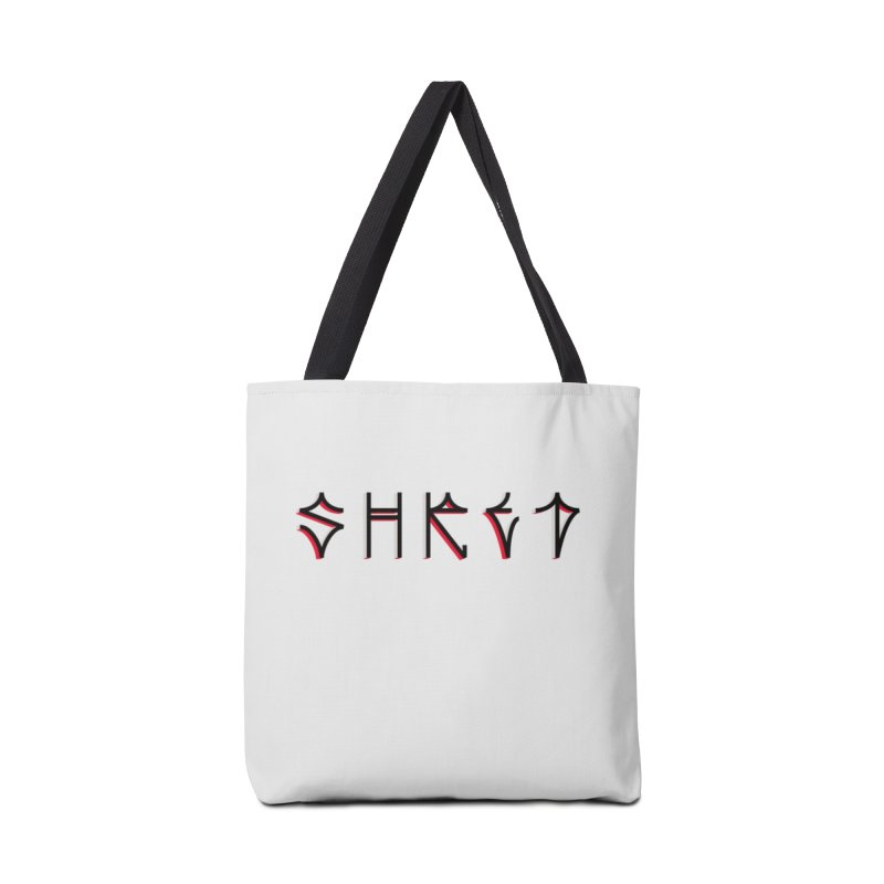 Shred T shirt Accessories Tote Bag Bag by Dustin Klein's Artist Shop