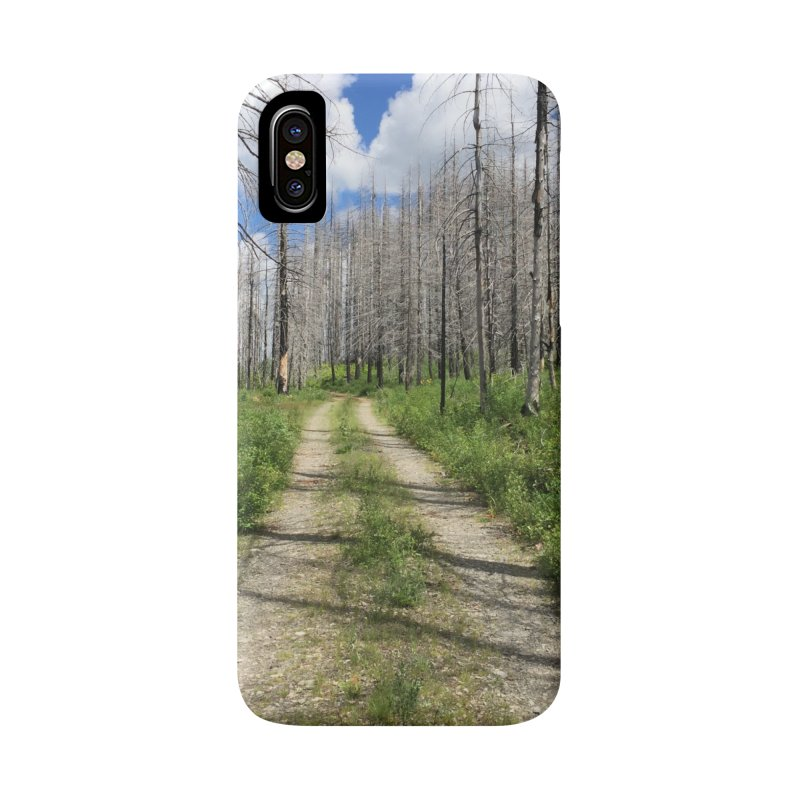 Journey is the Destination Accessories Phone Case by DustinKlein's Artist Shop