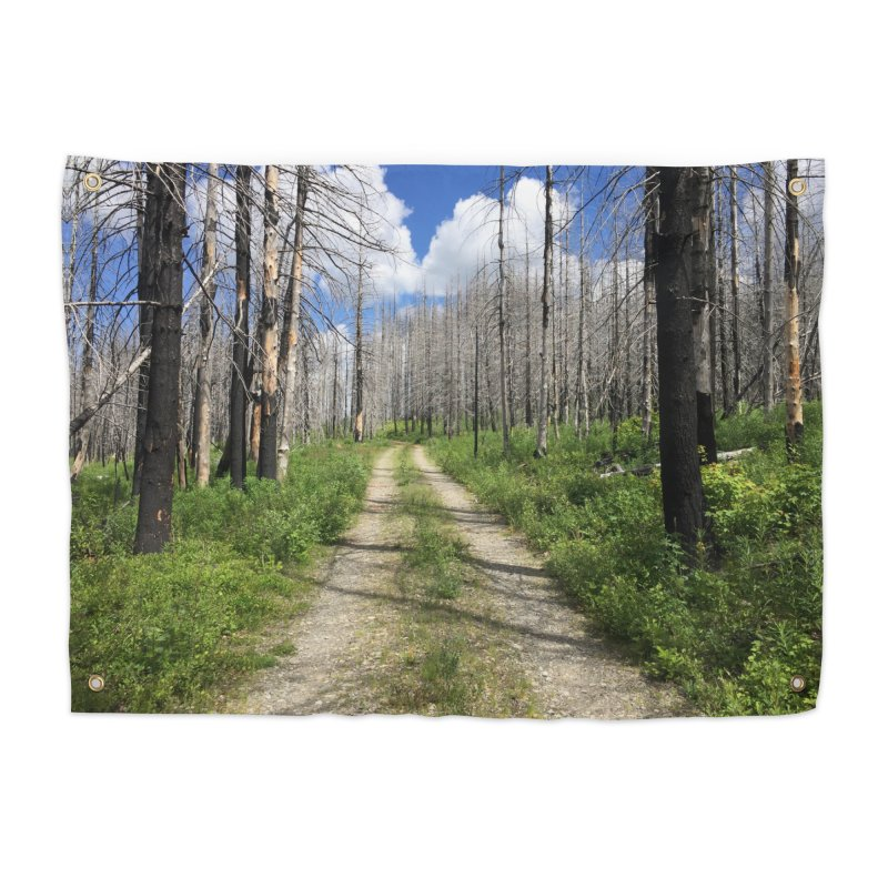 Journey is the Destination Home Tapestry by DustinKlein's Artist Shop