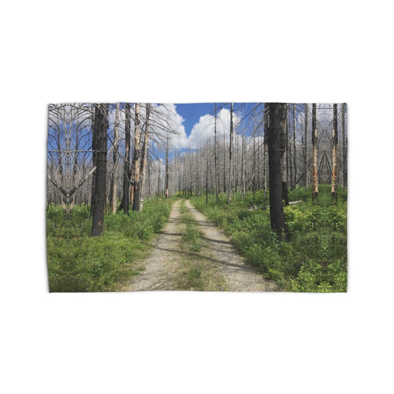 Journey is the Destination Home Rug by DustinKlein's Artist Shop