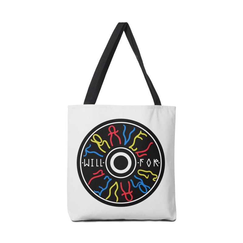 Will Travel For Gravel Accessories Tote Bag Bag by Dustin Klein's Artist Shop