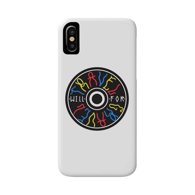 Will Travel For Gravel Accessories Phone Case by Dustin Klein's Artist Shop