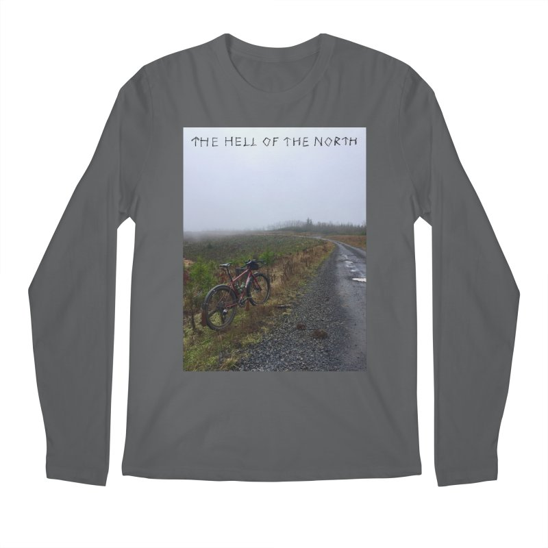 The Hell of the North Men's Longsleeve T-Shirt by DustinKlein's Artist Shop