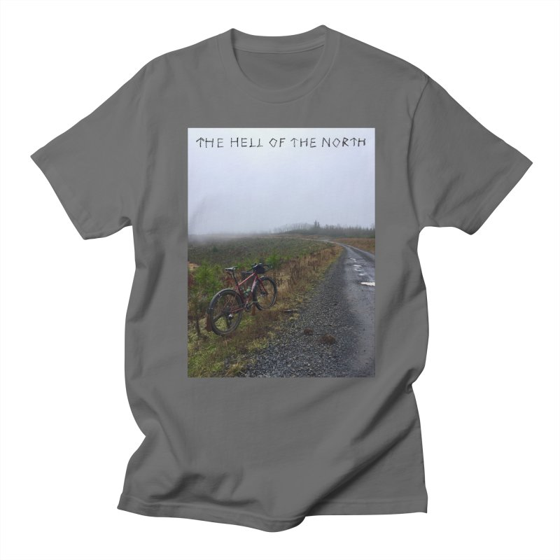 The Hell of the North Men's T-Shirt by DustinKlein's Artist Shop