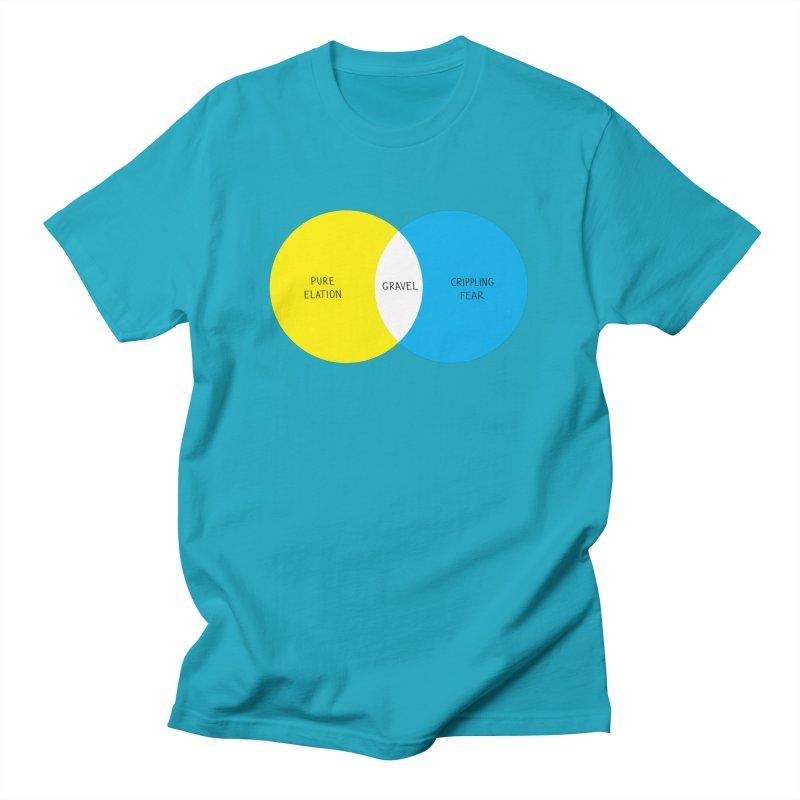 Pure Elation Men's T-Shirt by Dustin Klein's Artist Shop