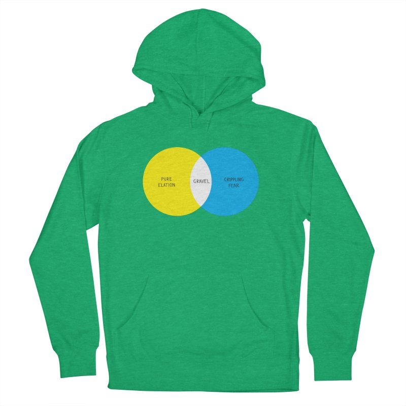 Pure Elation Men's French Terry Pullover Hoody by DustinKlein's Artist Shop