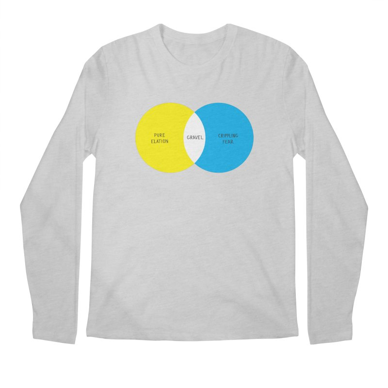 Pure Elation Men's Regular Longsleeve T-Shirt by DustinKlein's Artist Shop