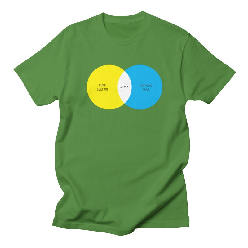 Pure Elation Men's Regular T-Shirt by DustinKlein's Artist Shop