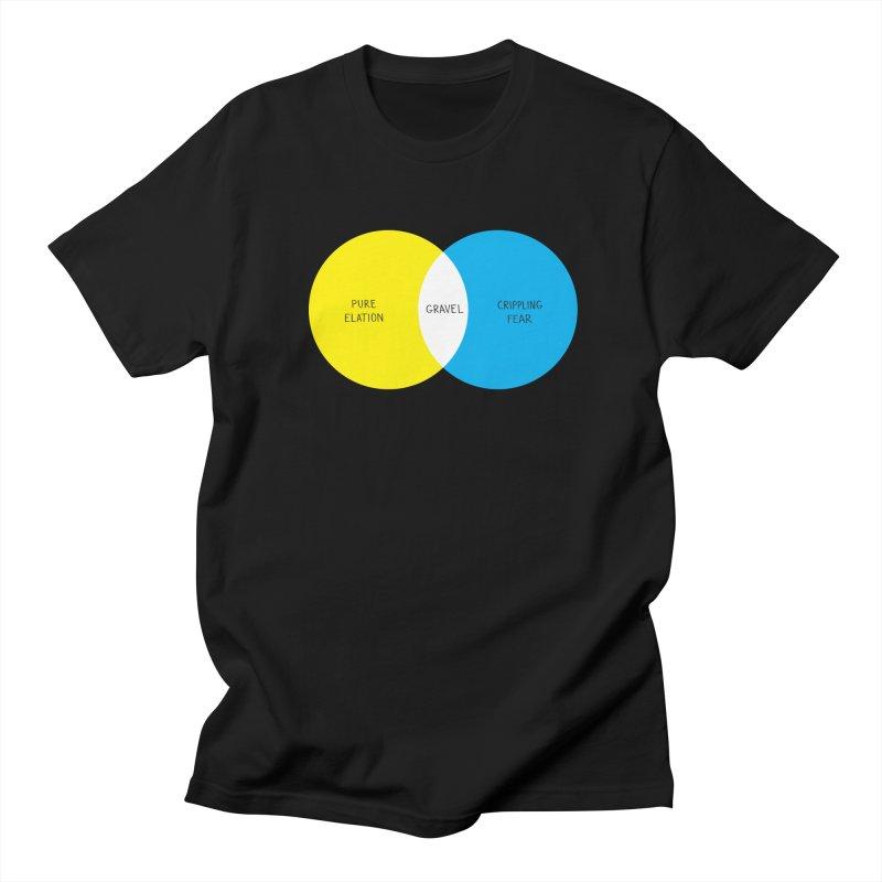 Pure Elation Men's T-Shirt by DustinKlein's Artist Shop