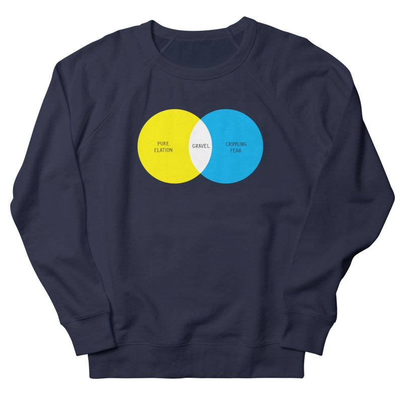 Pure Elation Men's French Terry Sweatshirt by DustinKlein's Artist Shop