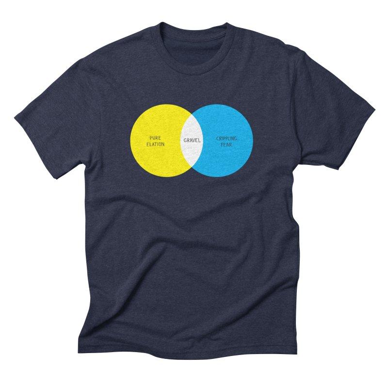 Pure Elation Men's Triblend T-Shirt by DustinKlein's Artist Shop