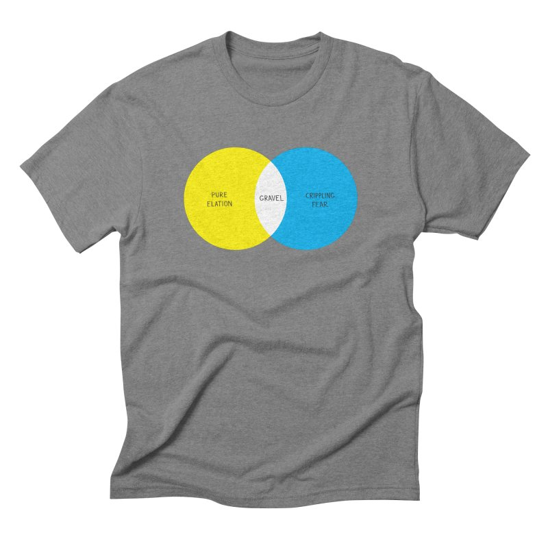 Pure Elation Men's Triblend T-Shirt by DustinKlein's Artist Shop