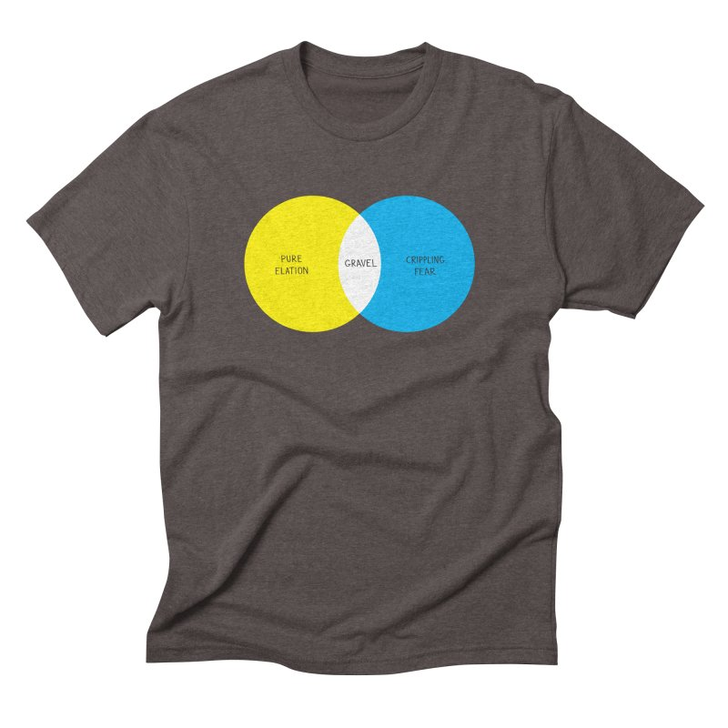 Pure Elation Men's Triblend T-Shirt by Dustin Klein's Artist Shop