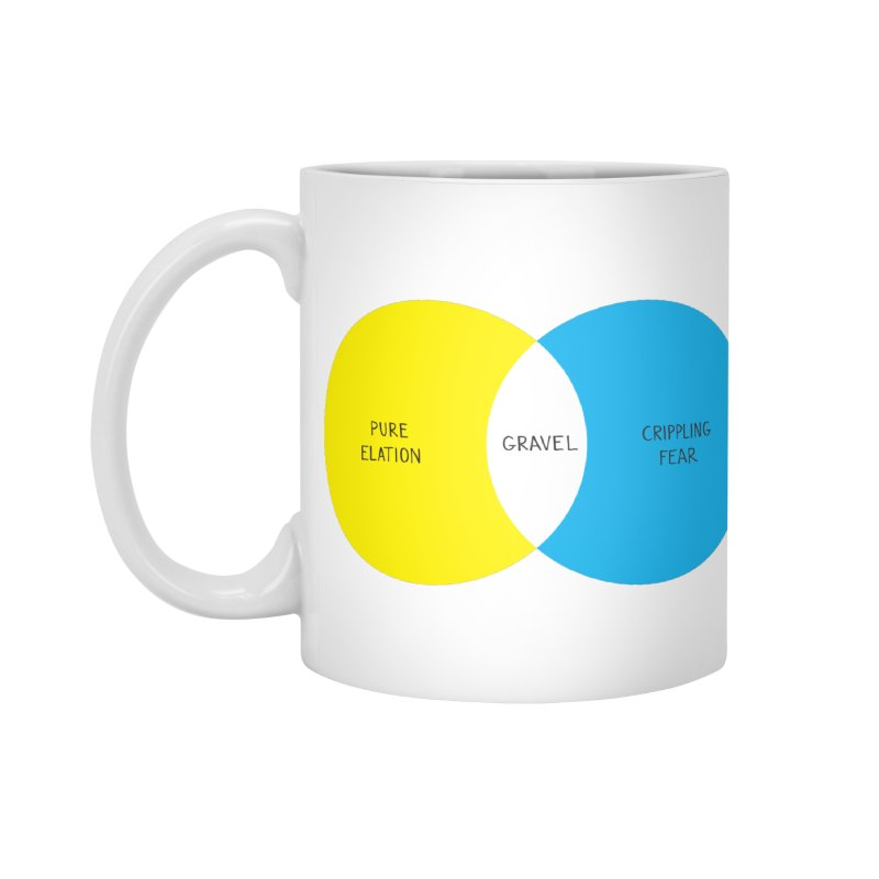 Pure Elation Accessories Standard Mug by Dustin Klein's Artist Shop