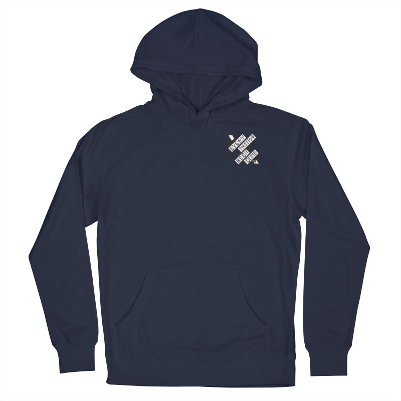 EBD Small chest hit Men's Pullover Hoody by Dustin Klein's Artist Shop