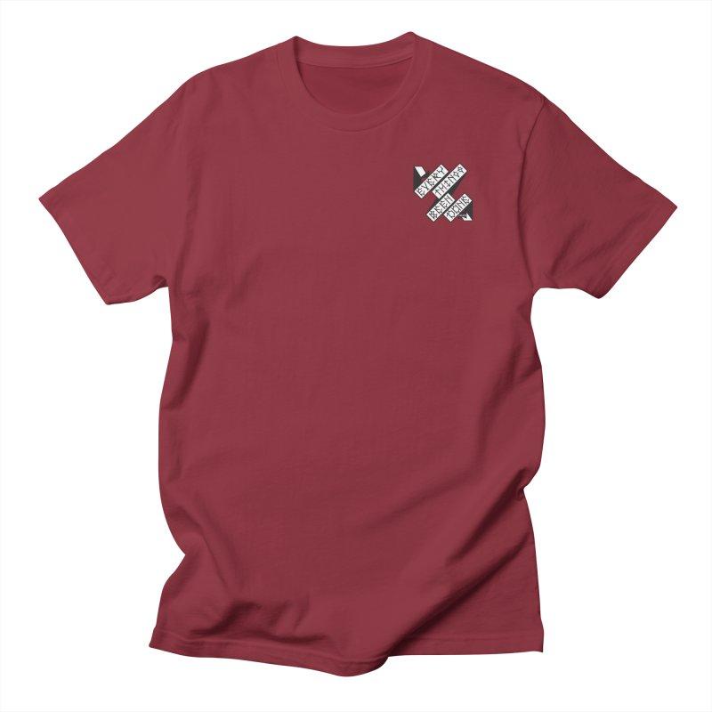 EBD Small chest hit Men's T-Shirt by DustinKlein's Artist Shop
