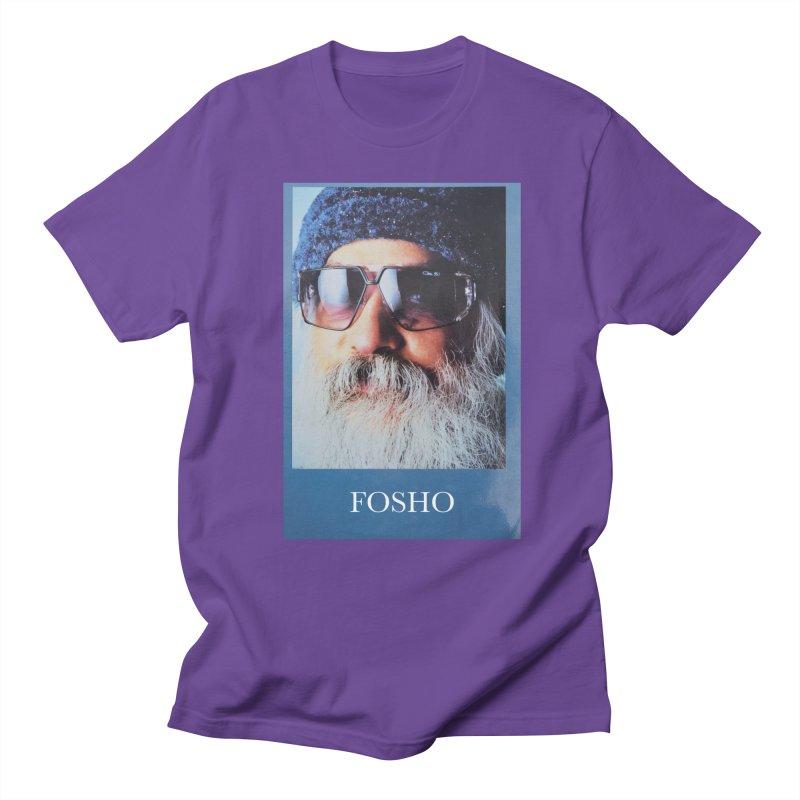 Fosho Men's T-Shirt by DustinKlein's Artist Shop