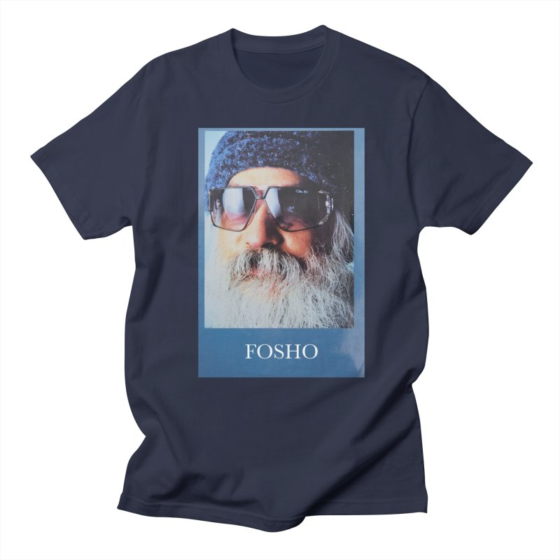 Fosho Men's Regular T-Shirt by Dustin Klein's Artist Shop