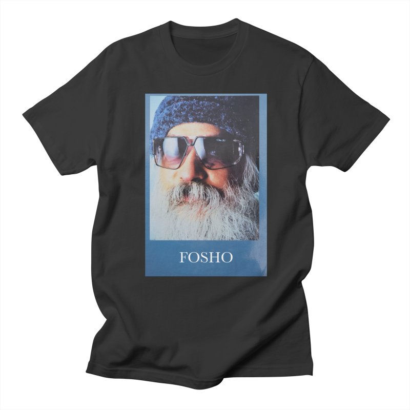 Fosho Men's Regular T-Shirt by DustinKlein's Artist Shop