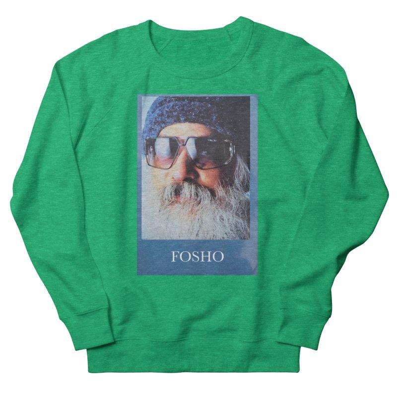 Fosho Men's Sweatshirt by DustinKlein's Artist Shop