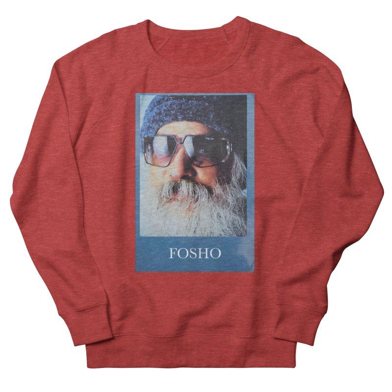 Fosho Men's French Terry Sweatshirt by DustinKlein's Artist Shop