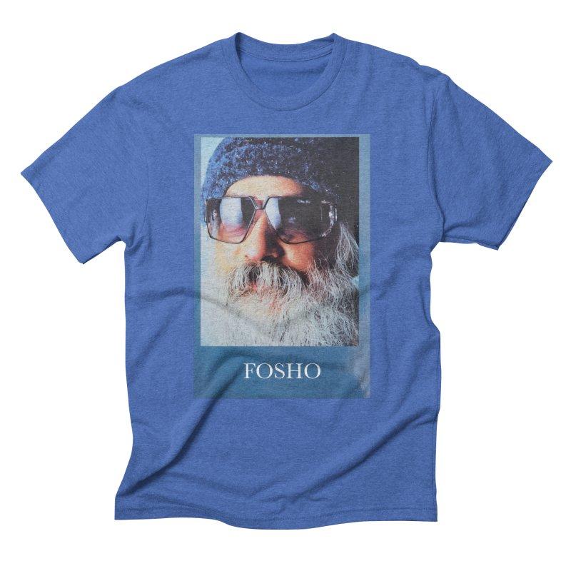 Fosho Men's Triblend T-Shirt by Dustin Klein's Artist Shop