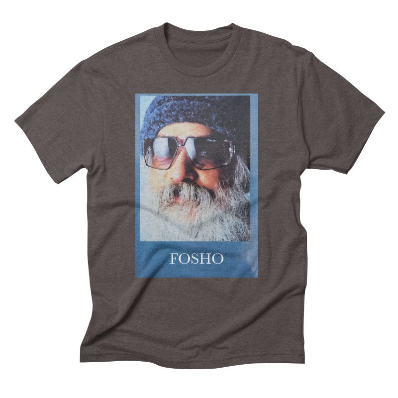 Fosho Men's Triblend T-Shirt by Dustin Klein's Artist Shop