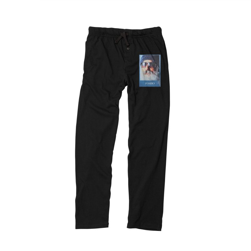 Fosho Men's Lounge Pants by DustinKlein's Artist Shop