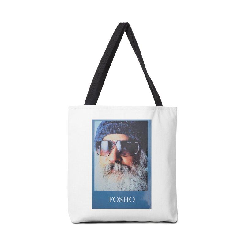 Fosho Accessories Bag by DustinKlein's Artist Shop