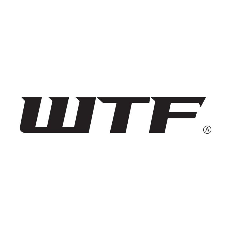 WTF Women's Sweatshirt by Dustin Klein's Artist Shop