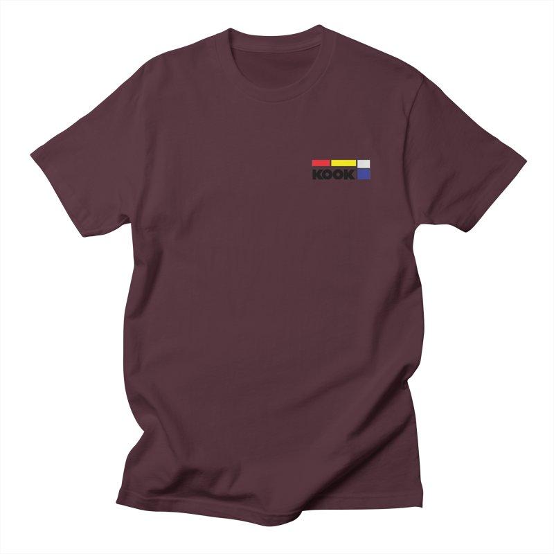 Kook Men's Regular T-Shirt by Dustin Klein's Artist Shop