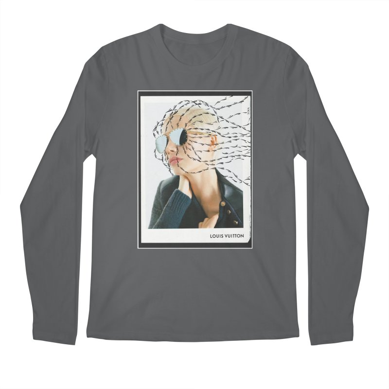Commotion Vouge LV Men's Longsleeve T-Shirt by DustinKlein's Artist Shop