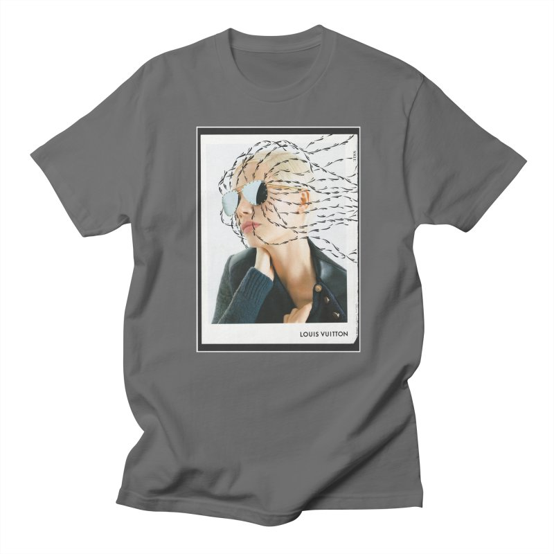 Commotion Vouge LV Men's T-Shirt by Dustin Klein's Artist Shop