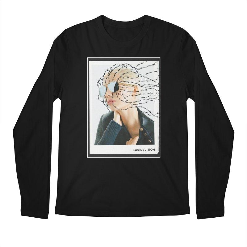 Commotion Vouge LV Men's Regular Longsleeve T-Shirt by Dustin Klein's Artist Shop