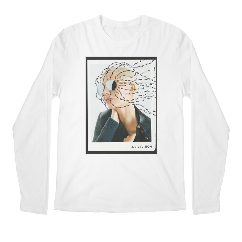 Commotion Vouge LV Men's Regular Longsleeve T-Shirt by DustinKlein's Artist Shop
