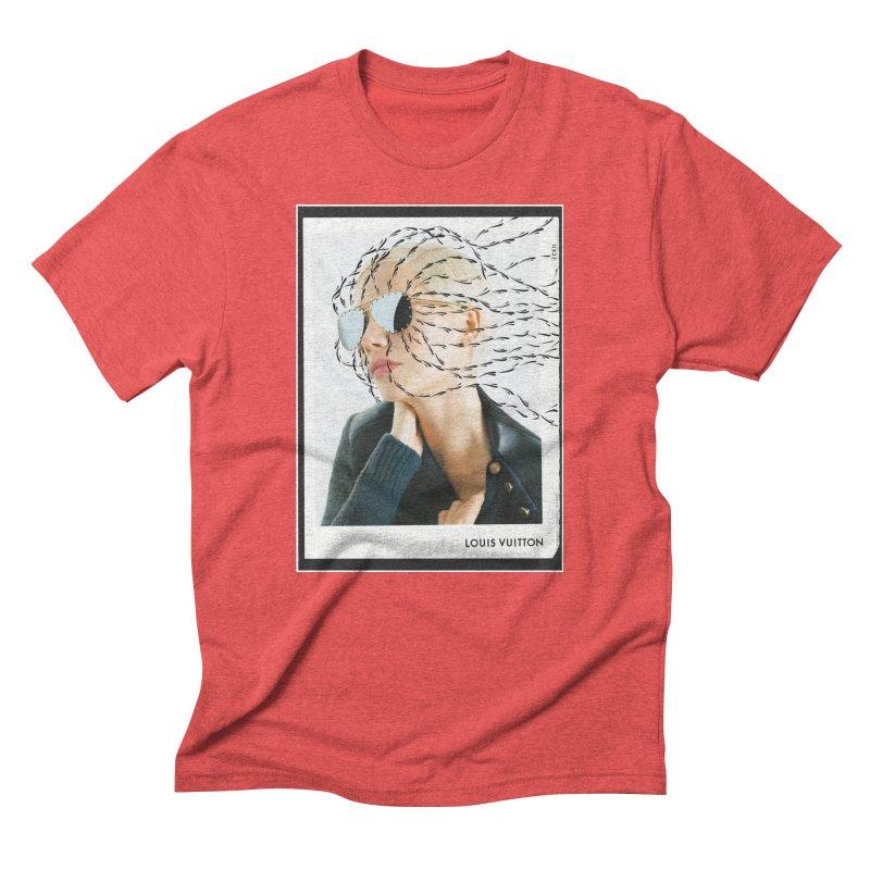 Commotion Vouge LV Men's Triblend T-Shirt by Dustin Klein's Artist Shop