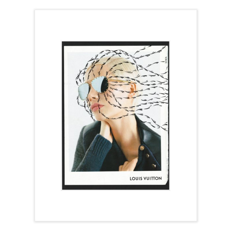 Commotion Vouge LV Home Fine Art Print by Dustin Klein's Artist Shop