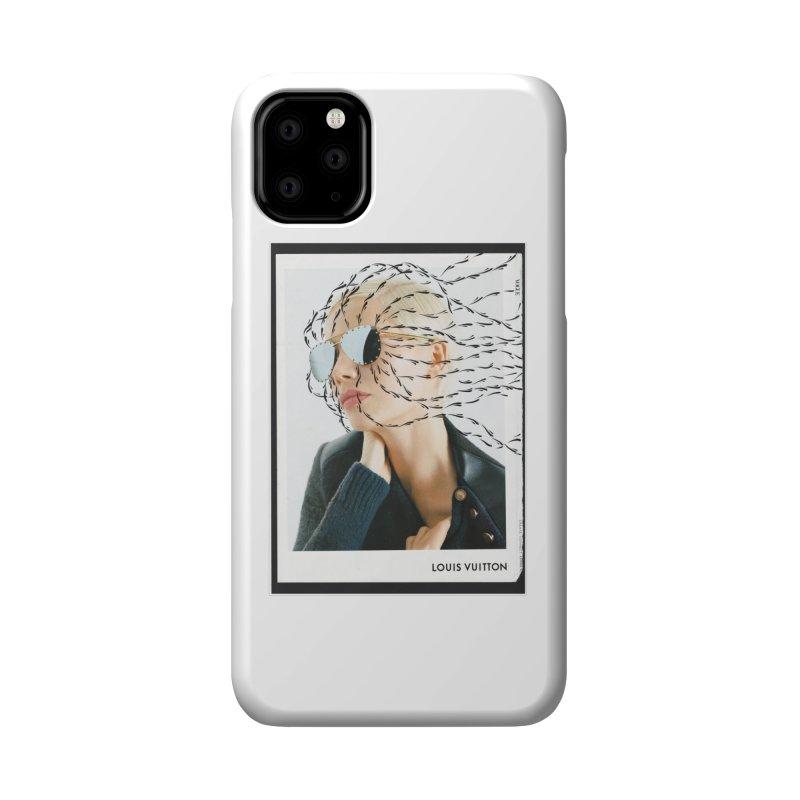 Commotion Vouge LV Accessories Phone Case by Dustin Klein's Artist Shop