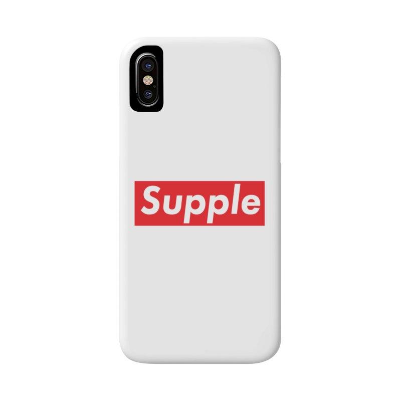 Supple Accessories Phone Case by DustinKlein's Artist Shop