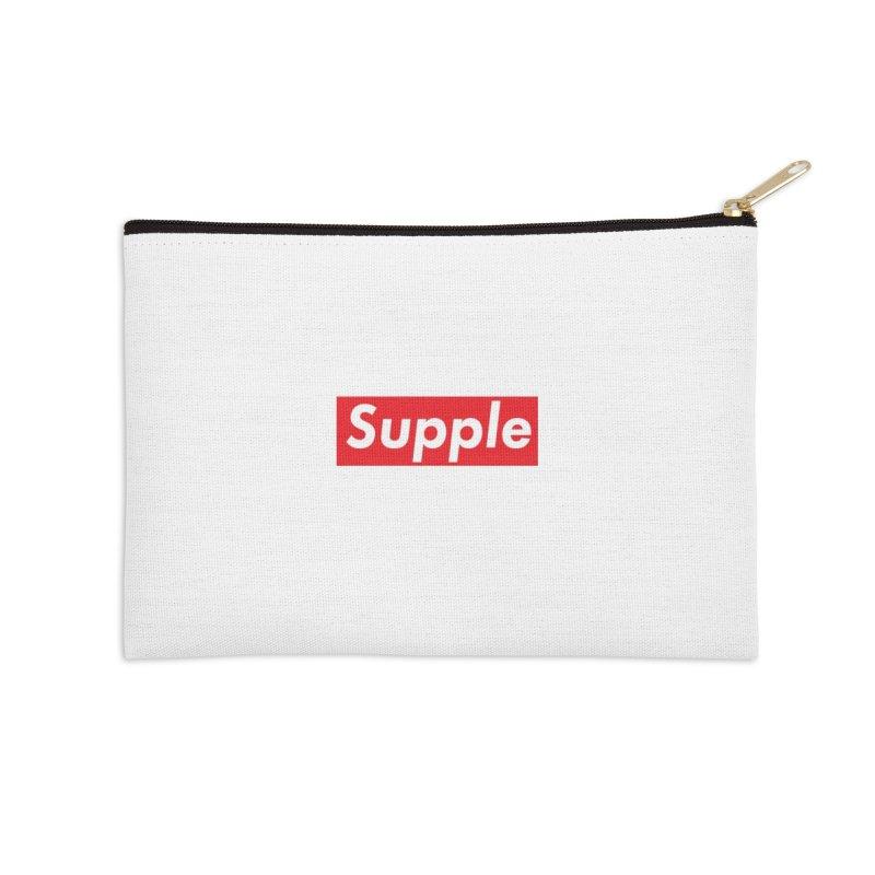 Supple Accessories Zip Pouch by DustinKlein's Artist Shop