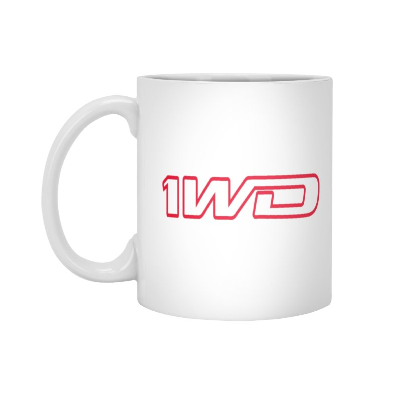 1 WD Accessories Standard Mug by Dustin Klein's Artist Shop